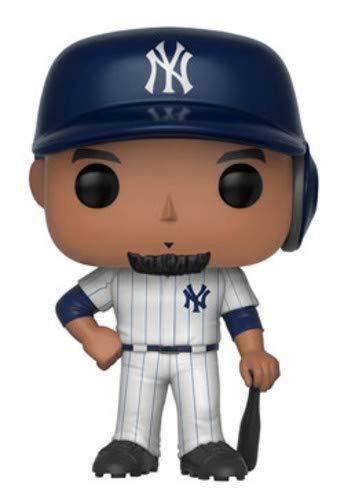 Funko–Major League Baseball Figure Giancarlo Stanton Statue Sammelbar New York Toy Fair, 9cm, 30242