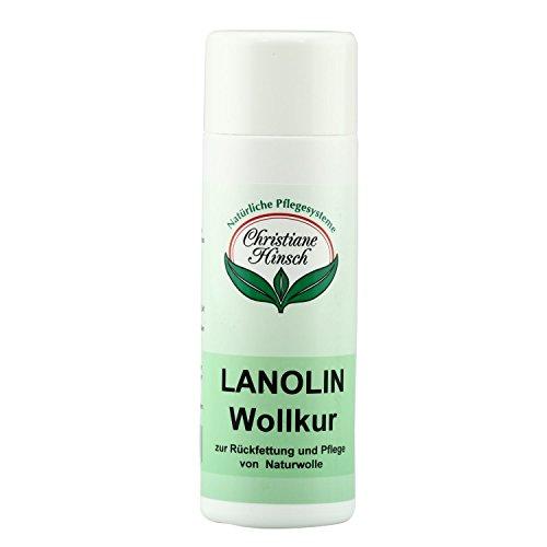 Christiane HINSCH Lanolin Wollkur 200 ml Waschmittel