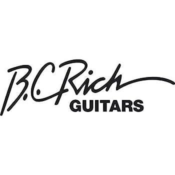 BC Rich Guitars Die-Cut Decal Sticker