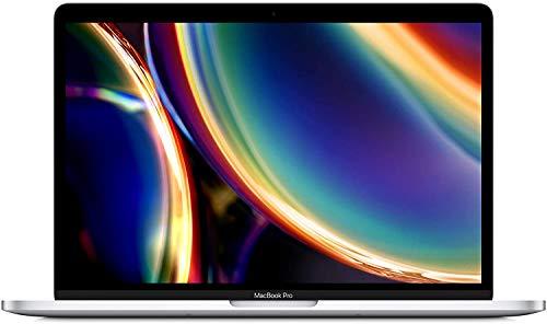 2020 Apple MacBook Pro (13インチ, Touch Bar, 第8世代の1.4GHzクアッドコアIntelCorei5プロセッサ, 8GB RAM, 256GB SSD, US キーボード) - シルバー