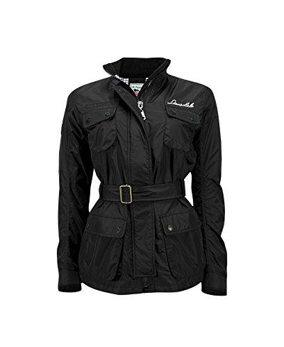 Lonsdale Damen Jacke Jacke CROMFORD schwarz (Schwarz) Small