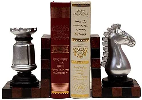 Decoration Chess Bookends Statue Doll Overseas parallel import regular item Co Resin Bargain sale Crafts Gift