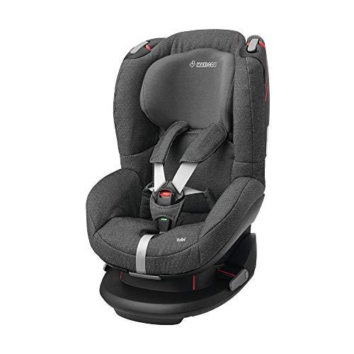 Maxi-Cosi Tobi Kleinkinder-Autositz, Installation mit Sicherheitsgurt, 9 Monate - 4 Jahre, 9 - 18 kg, Sparkling Grey (grau)