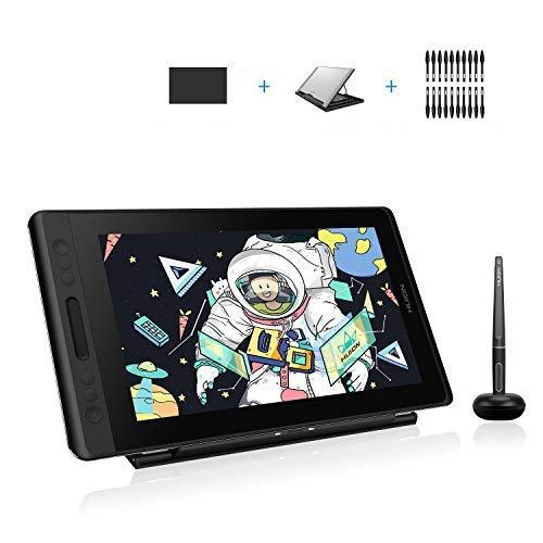 HUION Kamvas Pro 13 Tableta Grafica con Pantalla con Función de...