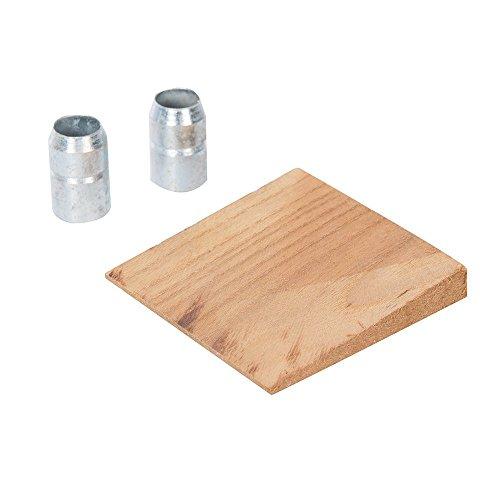 Silverline 474098 Hammerkeile, 3 Stck. Für Äxte bis zu 2,72 kg Gewicht