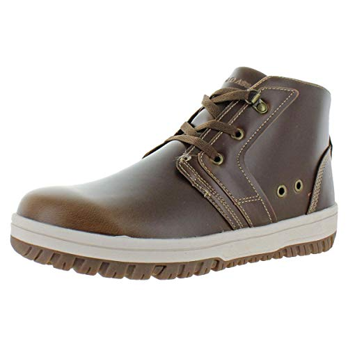 U.S. Polo Assn. Bruno Men's Fashion Chukka Ankle Boots Brown Size 7.5