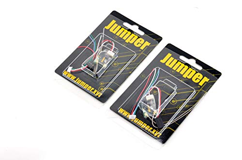 Jumper RC R1+ 16 Channel SBUS FPV Drone Receiver - D16 FrSky RadioMaster Compatible - 2 Pack