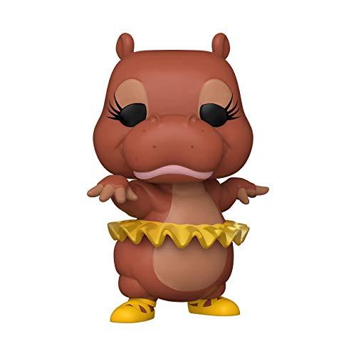 Funko- Pop Disney Fantasia 80th-Hyacinnth Hippo Figura Coleccionable, Multicolor (51937)