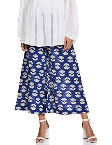Amazon Brand – Myx Women's Palazzo Relaxed Pants