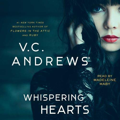 Whispering Hearts Audiobook By V.C. Andrews cover art