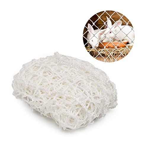 Soapow Rete di protezione per bambini in rete di sicurezza in nylon anti-appannamento, per gatti, animali domestici, balcone, finestre, scale