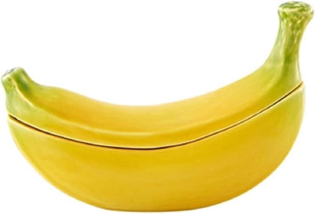 Bordallo Finally popular brand Pinheiro Banana Madeira 11 Oz Box Over item handling