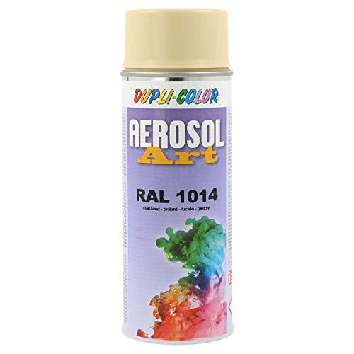 DUPLI-COLOR 722486 AEROSOL ART RAL 1014 elfenbein glänzend 400 ml