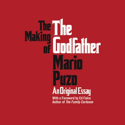 The Making of the Godfather audiobook cover art