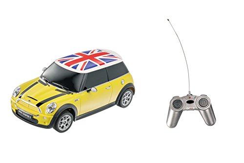 Mondo motoren – 63139 – miniatuur voertuig – Mini Cooper S R/C – Echt 1: 18 – willekeurige kleurkeuze