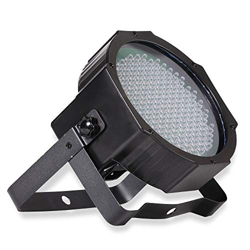 ETEC LED PAR 56 Scheinwerfer 177 LEDs RGB - Disco DJ Club Party Effekt Scheinwerfer