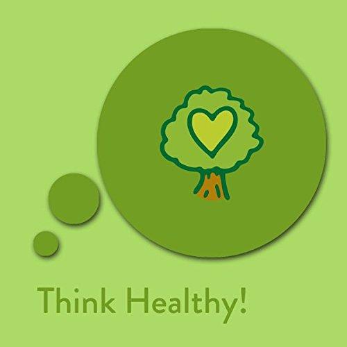 Think Healthy! Affirmationen für Gesundheit und Wohlbefinden Titelbild