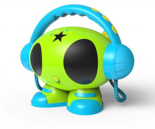 BigBen Interactive Matt Baladeur numérique Mémoire Interne MP3