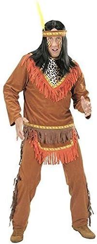 alta calidad Mens Indian Man Costume Medium UK 40 42 42 42  for Wild West Cowboy Fancy Dress by WIDMANN S.R.L.  tienda en linea