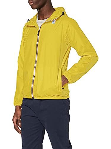 K-Way Claude Abrigo de Vestir, Giallo (Yellow Dk T05), XL para Hombre
