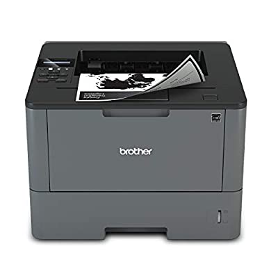 Brother HL-L5200DW Business Laser Printer with Wireless Networking and Duplex