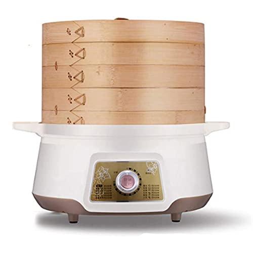 HHTD Vapor de múltiples Funciones de 2 Capas de Vapor Caliente de Acero Inoxidable de Vapor de Acero Inoxidable para cocinas