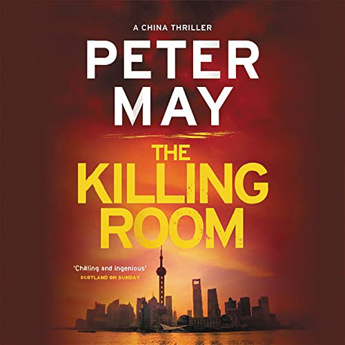 The Killing Room Audiobook By Peter May cover art