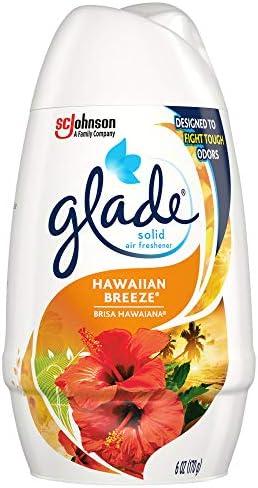Glade Solid Air Freshener, Clean Linen, 6 oz