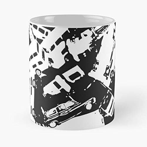 Dance Jazz Saxophone Bar Tape Grades Music Best 11 Ounce Ceramic Coffee Mug