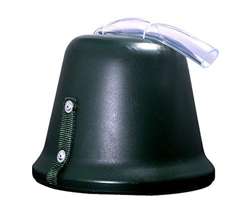 XMGreat Pferde-Maulkorb aus Kunststoff für Inhalator