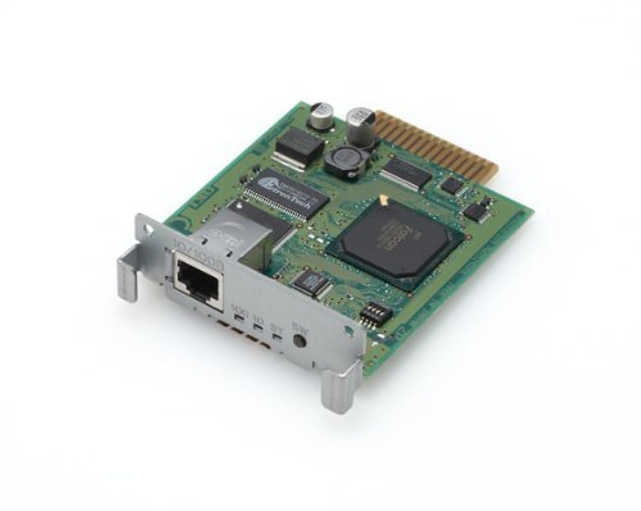 海上インレイ無秩序OKI ドットインパクト用ネットワークカード LAN7130E ML8720SE2/8480SU2-R/8480SU2/8460HU2/5460HU2に対応 LAN7130E