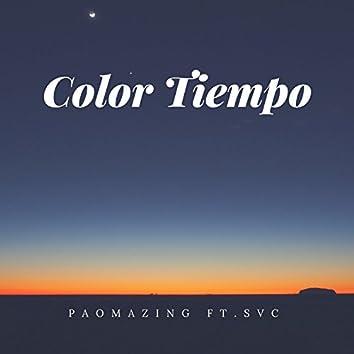 Color Tiempo (feat. SVC)