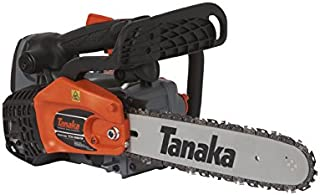 Tanaka TCS33EDTP/14 32.2cc 14-Inch Top Handle Chain Saw with Pure Fire Engine