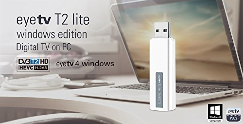 Geniatech eyetv T2 lite Windows Edition DVB-T/DVB-T2 HD USB TV-Tuner