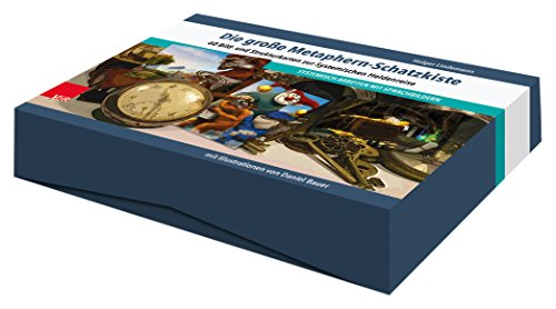 Die große Metaphern-Schatzkiste - Band 2: Die Systemische Heldenreise: 60 Karten mit Begleitheft: Systemisch Arbeiten mit Sprachbildern