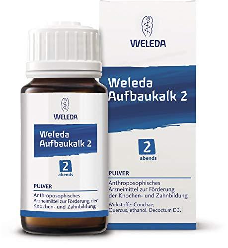 Weleda Aufbaukalk 2 (2 x 45 gr)