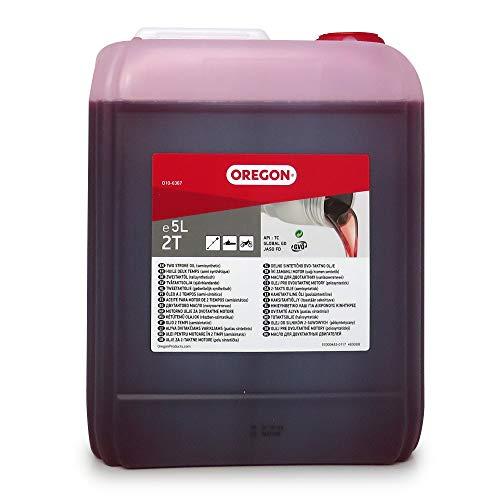 Oregon Zweitaktöl selbstmischend teilsynthetisch 5 Liter