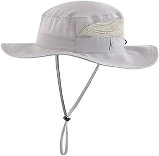 Connectyle Toddler Kids UPF 50+ Bucket Sun Hat Wide Brim...