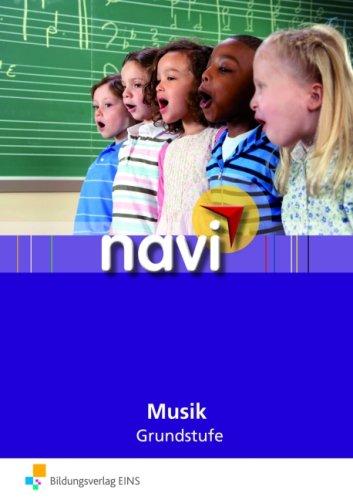 Navi Musik: Lehrerhandbuch Grundstufe