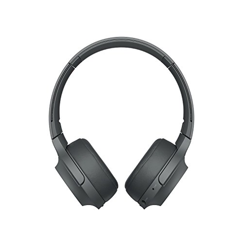 Sony WH-H800 Kabelloser High-Resolution Kopfhörer (Bluetooth, Headset-Funktion, bis zu 24 Stunden Akkulaufzeit, faltbar)