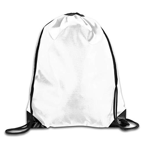 uykjuykj Tunnelzug Rucksäcke, Drawstring Bag Green Apricot Rucksack for Gym Hiking Travel Customized Color 08 Lightweight Unique 17x14 IN