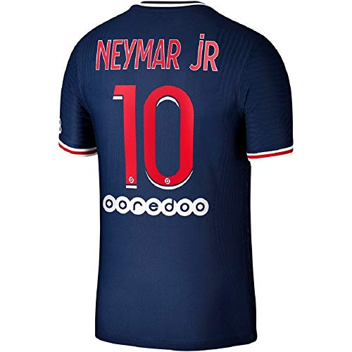 Neymar Jr #10 PSG Home Men's Jersey 20-21 (S) Midnight Navy/White