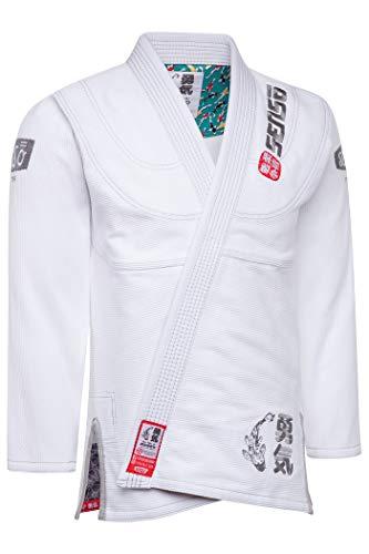 Senso Jiu Jitsu Yuki Gi (A3) White