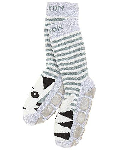 Melton Jungen Baby ABS-Socken Tiger