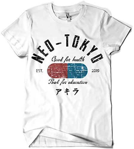 4359-Camiseta Premium, Neo-Tokyo (DDjvigo)