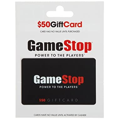 GameStop Gift Card $50