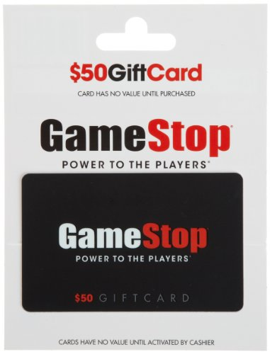 Our #2 Pick is the GameStop Gift Card