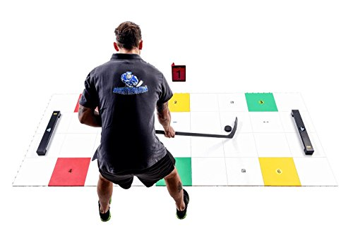 Hockey Revolution Professional Training Flooring Tile - MY PUZZLE SYSTEMS PRO