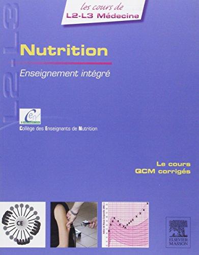 Nutrition: Enseignement...