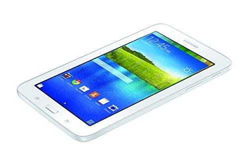 Tablette Samsung Galaxy E Lite, Blanc (SM-T113NDWAXAC) - 1